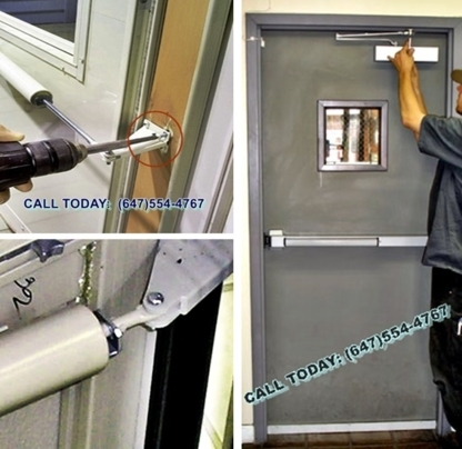 GTA QS Door & Window Repair - Doors & Windows - 647-554-4767