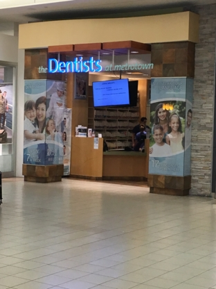 The Dentists at Metrotown - Shopping Centres & Malls - 604-558-3636