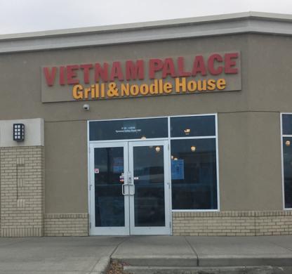 Vietnam Palace - Vietnamese Restaurants - 403-453-2282
