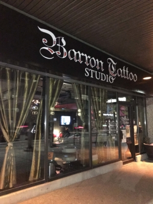 Barron Tattoo Inc - Tattooing Shops