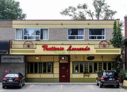 Trattoria Leonardo - Restaurants gastronomiques - 647-490-2282
