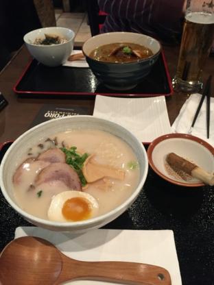 Ramen Isshin - Sushi et restaurants japonais - 416-367-4013