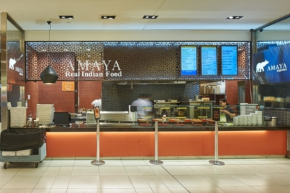 Amaya Express - Eaton Centre - Indian Restaurants - 416-971-3331