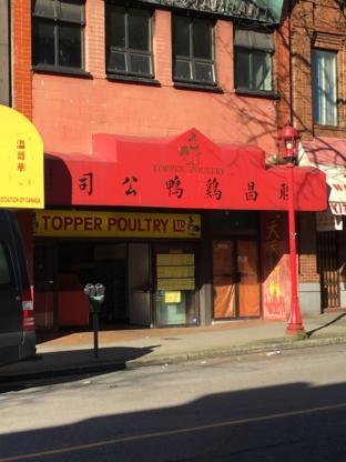 Topper Poultry Ltd - Poultry Wholesalers