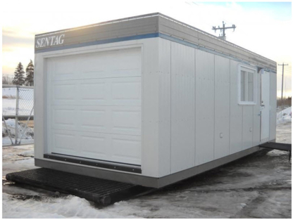 View Sentag Trailer Manufacturing's Calgary profile
