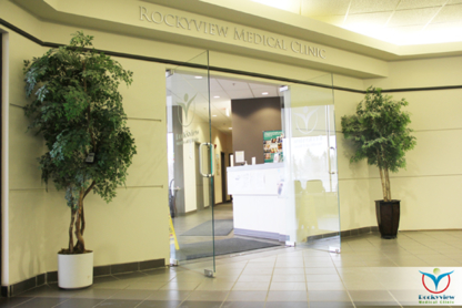 Rockyview Medical Clinic - Cliniques médicales - 403-252-9610