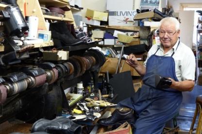 shoe repair eglinton square