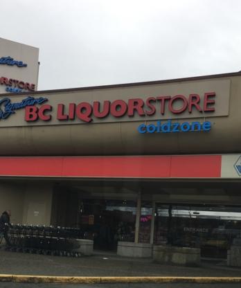 BC Liquor Store - Wines & Spirits - 604-927-2681