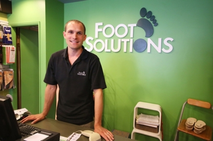 Foot Solutions - Orthopedic Appliances