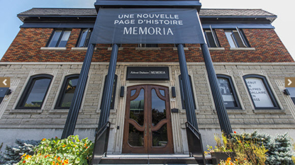Alfred Dallaire Memoria - Salons funéraires - 514-277-7778