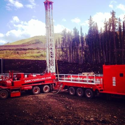 Darcy's Drilling Services Ltd - Plombiers et entrepreneurs en plomberie - 403-783-2220