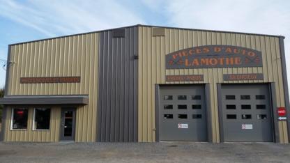 Garage Pièces d'Autos Lamothe Inc - Used Auto Parts & Supplies - 418-876-3220