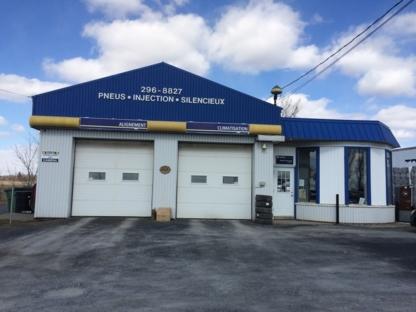 Garage Daniel Tétreault - Tire Retailers