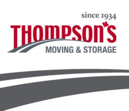 View Thompson's Moving & Storage's Ottawa profile