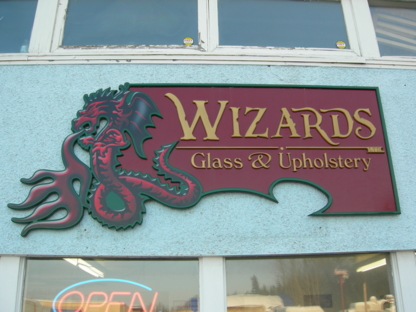 Wizards Glass & Upholstery Ltd - Auto Glass & Windshields