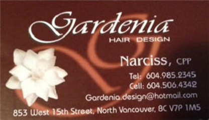 Gardenia Hair Design - Épilation au fil - 604-985-2345
