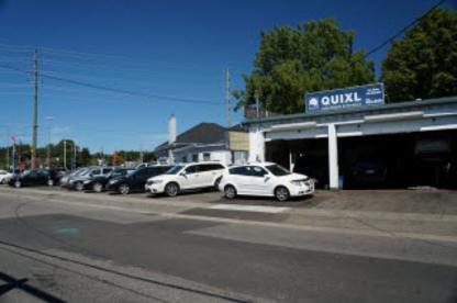 Quixl Auto Sales & Leasing Inc - Used Car Dealers - 905-455-1100