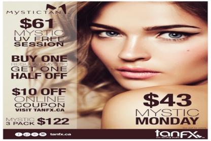 Tan FX Tanning Studio - Tanning Salons