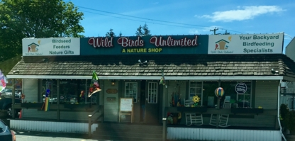 Wild Birds Unlimited - Bird Houses, Feeders & Supplies - 604-510-2035