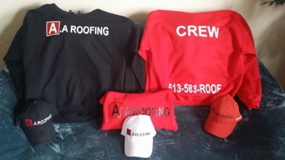 A.A Roofing - 613-583-7663