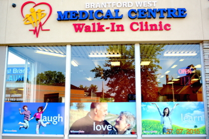 Brantford West Medical Centre - Hospitals & Medical Centres - 519-304-9200