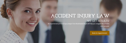 Braithwaite Boyle Accident Injury Law - Traffic Lawyers - 403-327-4455
