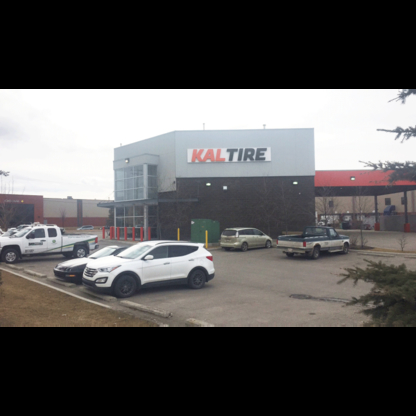 Kal Tire - Tire Retailers - 587-318-3082