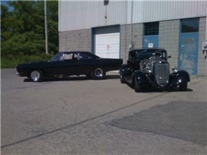 GP Fabrication - Garages de réparation d'auto - 450-692-4040