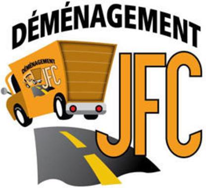 Déménagement Jfc - Déménagement et entreposage - 418-830-3352
