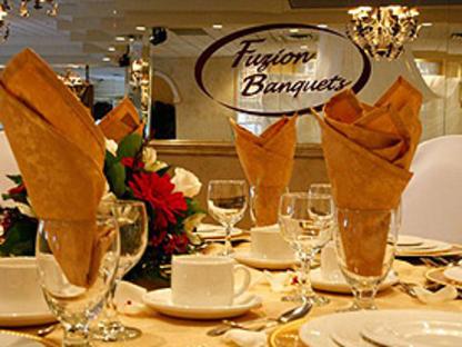 Fuzion Banquets - Banquet Rooms - 905-564-1122