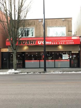 Sushi Uomo - Sushi & Japanese Restaurants - 604-563-4280