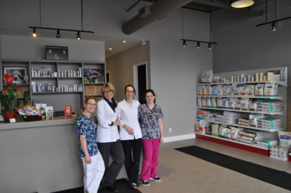 Clinique Vétérinaire Du Quartier - Vétérinaires - 514-259-2541