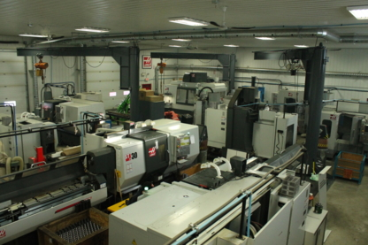 Quantum Machine Works - Hydraulic Equipment & Supplies - 867-633-5270