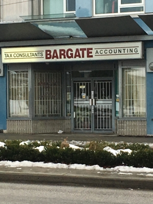 Bargate Services Ltd - Tax Consultants - 604-438-1611