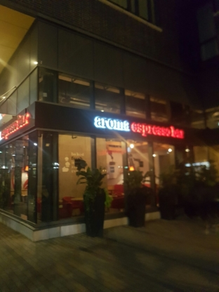 Aroma Espresso Bar - Restaurants - 647-352-5430