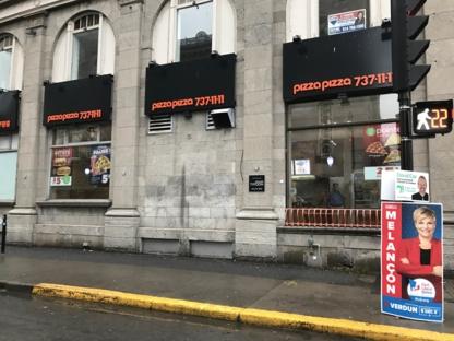 Pizza Pizza - American Restaurants - 514-737-1111