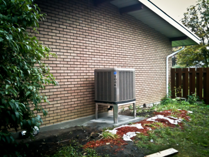 22 Degrés - Air Conditioning Contractors