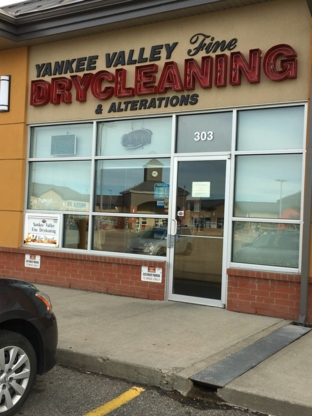 Yankee Valley Fine Drycleaning - Nettoyage à sec - 403-948-0724