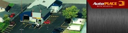 Garage Sylvestre J & Fils Inc - Alignement de roues, réparation d'essieux et de châssis d'auto - 450-756-0864