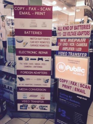 Touch Tone Electronics - Magasins d'électronique - 905-277-5552