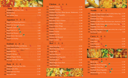 Chinese Flavor - Chinese Food Restaurants - 780-750-7789