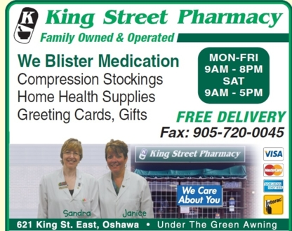 Pharmacies in Eastdale Oshawa ON | YellowPages ca™