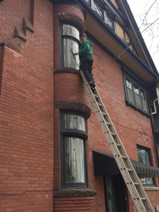 Mountain Window Cleaning - Lavage de vitres - 905-818-8482