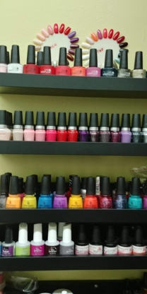 Ongles chez Galyna - Nail Salons