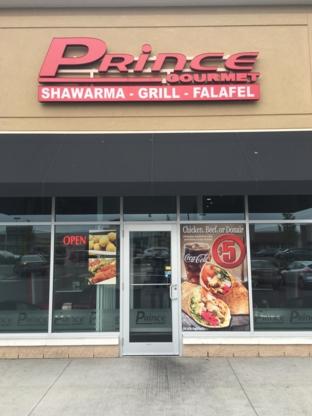 Prince Gourmet - Restaurants - 613-228-2222