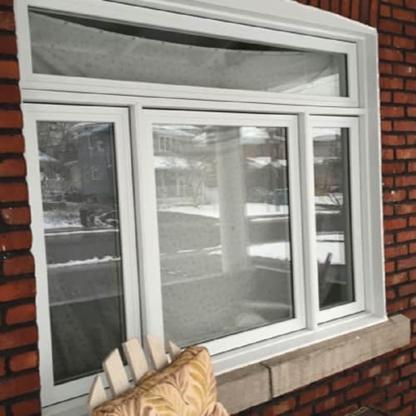 Point Bleu Rénovations Inc - Portes et fenêtres - 514-951-1849