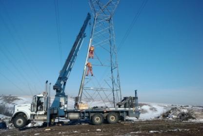 HighMark Crane Ltd - Crane Rental & Service