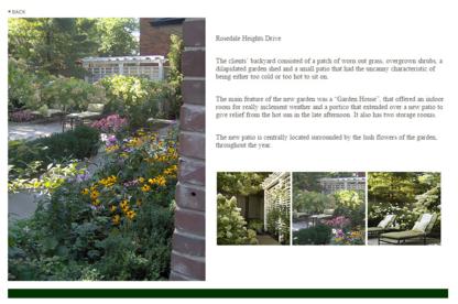 Chandler & Company - Landscape Contractors & Designers - 416-265-3533