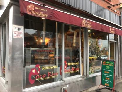 Coco Rico - Restaurants - 514-849-5554