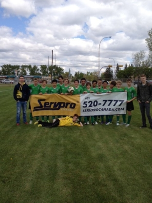 View Servpro Cleaning's Calgary profile
